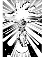 Silver Surfer, Comic Art