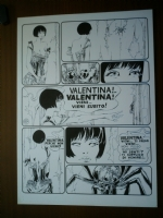 GUIDO CREPAX - VALENTINA Comic Art