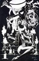 Shang-Chi, Mystic Warrior (Paul GULACY), Comic Art