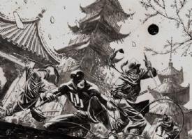 Daredevil - Commission - Matteo Scalera Comic Art
