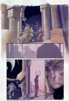 Esad Ribic Loki Comic Art