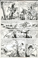 Jose Luis Garcia Lopez Jonah Hex 3 Comic Art