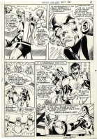 Neal Adams Green Lantern-Green Arrow 80 Comic Art