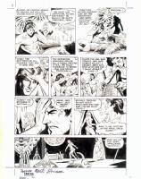 Russ Manning Tarzan Comic Art