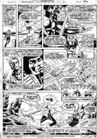 Paul Gulacy Master Of Kung-Fu 31 Comic Art