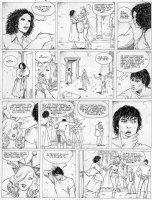 Milo Manara Dies Irae Comic Art