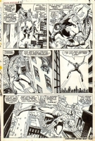 Amazing Spider-Man 75 page 3 Comic Art