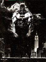 Batman: Legends of the Dark Knight #179 cover Comic Art