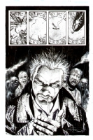 Hellblazer #231 p.19 Comic Art