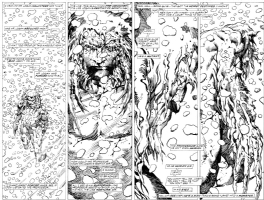 Weapon X ch.13 p.22-23 Comic Art