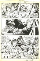 Conan the King by Judith Hunt issue 38 page 35 Comic Art