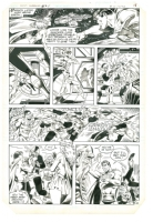 LOST - Supergirl Issue 21 page 18 by Eduardo Barreto Comic Art