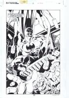 Batman: The Long Halloween Full Splash by Tim Sale Comic Art
