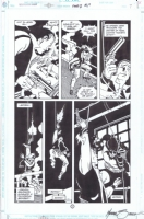 Legends of the Dark Knight Issue 69 page 7 - Batman by Mike Zeck! Comic Art