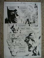 JLA: Act Of God 1, page 22 Comic Art
