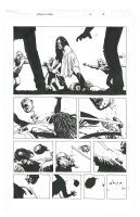 Walking Dead #31, pg. 15, Comic Art