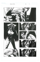 Walking Dead #33, pg. 3, Comic Art