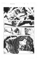 Walking Dead #33, pg. 4, Comic Art