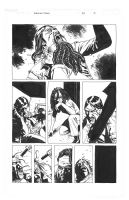 Walking Dead #33, pg. 5, Comic Art