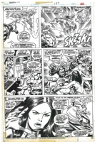 Fantastic Four #157 pg. 26, Comic Art