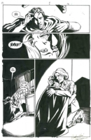 Y: The Last Man #2 pg. 16, Comic Art