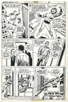 Action Comics #472, p. 8, Comic Art