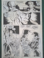 X-Force 37 pg 29 Comic Art