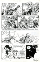 Elric of Melnibone page 100 (4 page 16) Comic Art