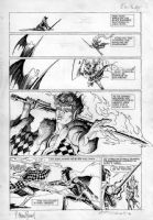 Elric of Melnibone page 151 (6 page 11) Comic Art