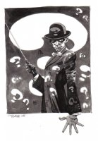 Riddler Comic Art