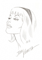 John Romita Sr. - Gwen Stacy Comic Art