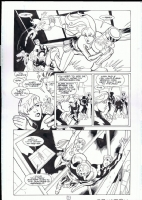 Legion of Super-Heroes Vol. 4 #101 pg 3 Comic Art