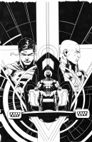 Justice League Darkseid War Issue 43 Cover