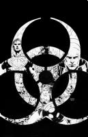JUSTICE LEAGUE #36 Cover, The Amazo Virus, Jason Fabok, Comic Art