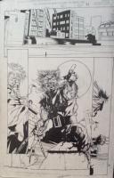 Wolverine Black Rio p.41 Comic Art