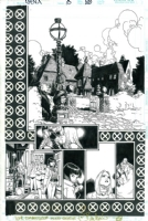 Generation X #18 p.20 - Mystery House Comic Art