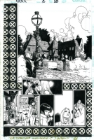 Generation X #18 p.20 - The House of Mystery - Bachalo & Buckingham Comic Art