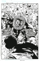 Guardians of the Galaxy #8 p.10 - Blastaar!!! by Brad Walker Comic Art
