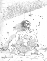 Logan by Esad Ribic Comic Art