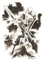 Hawkeye by Steve Epting Comic Art