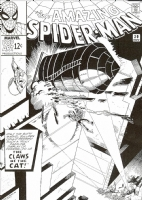 Amazing Spider-Man #30 Recreation Comic Art