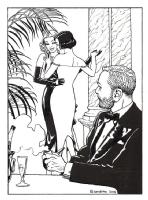 Vittorio Giardino: Dancing Comic Art