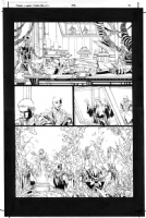 Star Wars Republic #53 pg. 3 by Brian Ching Comic Art