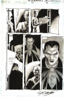 Planetary #13 pg. 16 by John Cassaday Comic Art
