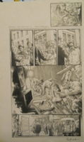 Marvels: EYE OF THE CAMERA #3 pg 16 - Jay Anacleto Comic Art