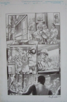 Marvels: EYE OF THE CAMERA #5 pg 10 - Jay Anacleto Comic Art
