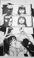 Amazing Spider-Man 700 page 28 by Humberto Ramos, Comic Art