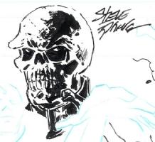 Marvel Jam � Red Skull � Steven Epting Comic Art