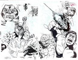 Marvel Jam - 5/29/15 Update Comic Art