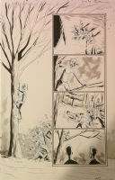 Sweet Tooth - Issue 36, Page 10 - Jeff Lemire, Comic Art